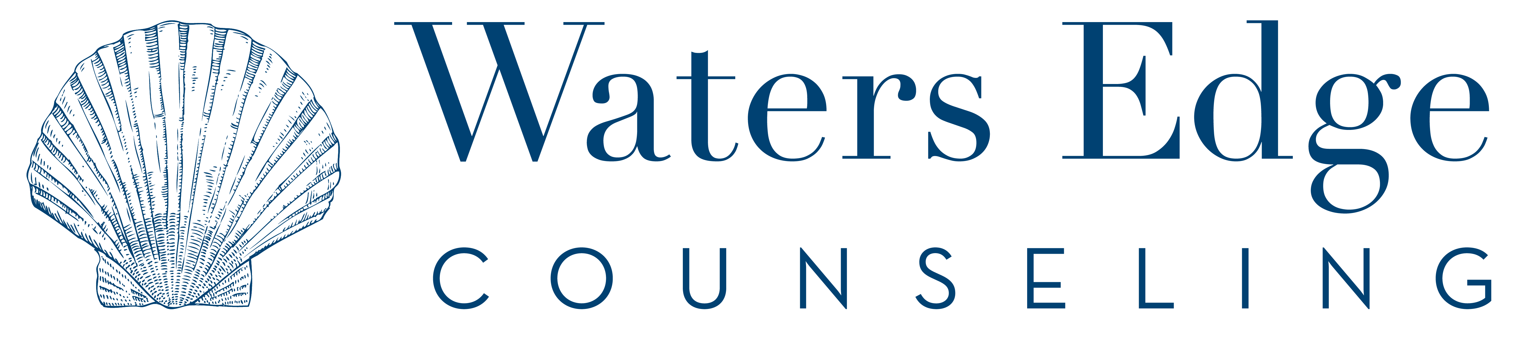 Water's Edge Counseling Logo