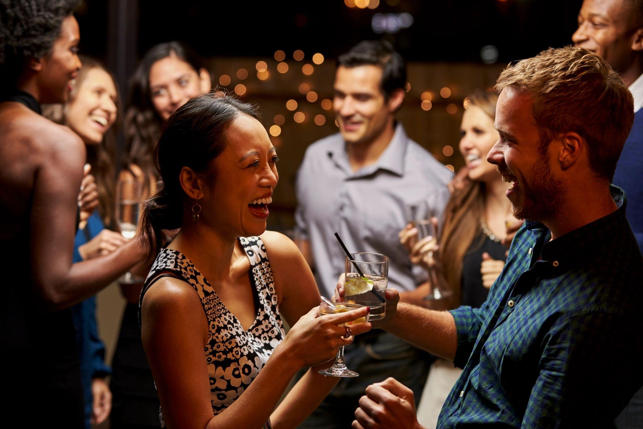 overcoming social anxiety at parties & gatherings